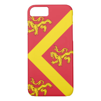 Flag of Anglesey iPhone 8/7 Case