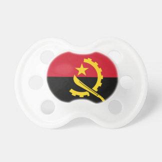 Flag of Angola - Bandeira de Angola Pacifier