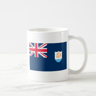 Flag of Anguilla Coffee Mug
