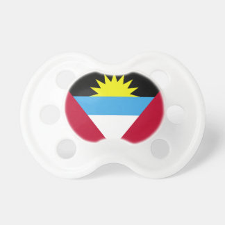 Flag of Antigua and Barbuda Pacifier