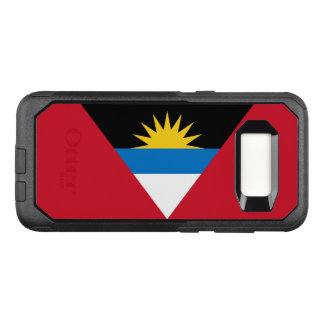 Flag of Antigua and Barbuda Samsung OtterBox Case