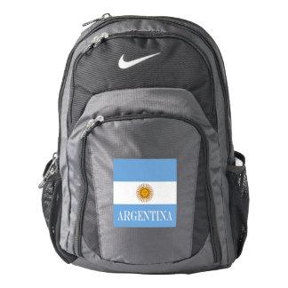 Flag of Argentina Backpack