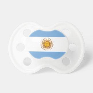 Flag of Argentina - Bandera de Argentina Baby Pacifiers