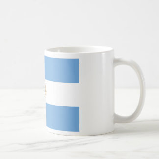 Flag of Argentina - Bandera de Argentina Coffee Mug