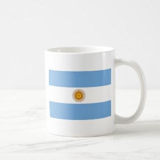 Flag of Argentina - Bandera de Argentina Coffee Mug