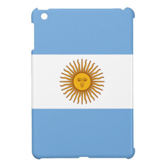 Flag of Argentina - Bandera de Argentina iPad Mini Cover