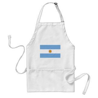 Flag of Argentina - Bandera de Argentina Standard Apron