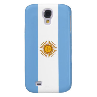 Flag of Argentina Samsung Galaxy S4 Covers