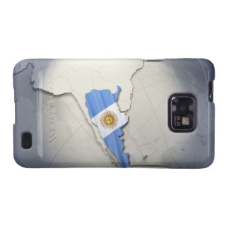 Flag of Argentina Samsung Galaxy S2 Cover