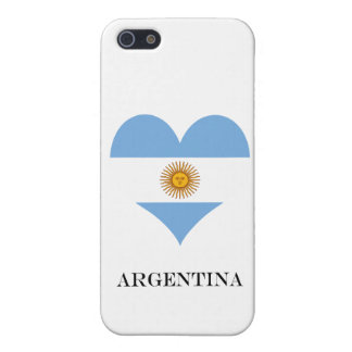 Flag of Argentina Case For iPhone 5/5S
