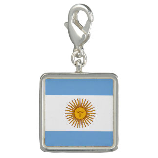 Flag Of Argentina Charm
