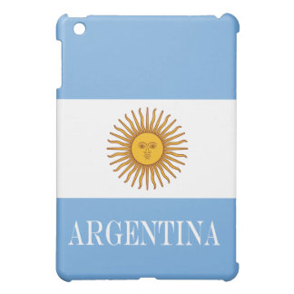 Flag of Argentina iPad Mini Cases