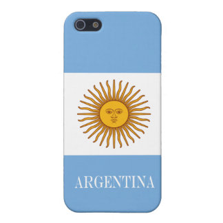 Flag of Argentina iPhone 5/5S Covers