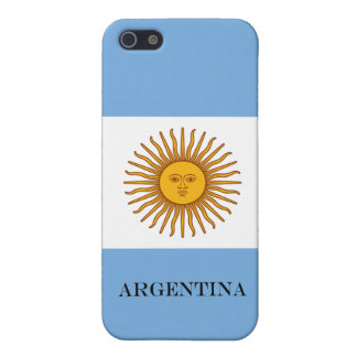 Flag of Argentina iPhone 5 Case