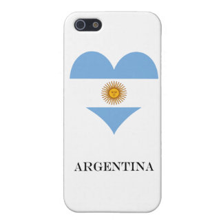 Flag of Argentina iPhone 5 Covers