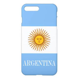 Flag of Argentina iPhone 8 Plus/7 Plus Case