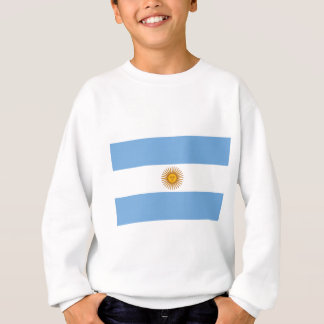 Flag_of_Argentina Sweatshirt