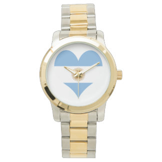Flag of Argentina Watch