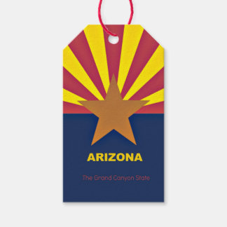 Flag of Arizona Gift Tags