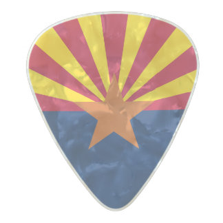 Flag of Arizona Guitar Picks