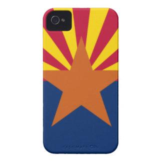 Flag Of Arizona iPhone 4 Cases