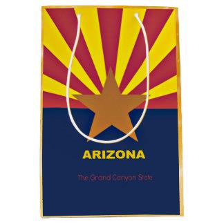 Flag of Arizona Medium Gift Bag
