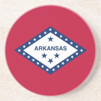 Flag of Arkansas Coaster