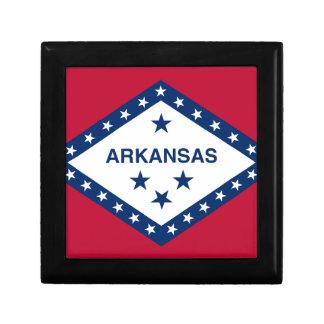 Flag Of Arkansas Gift Box