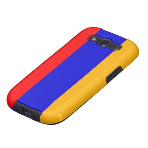 Flag of Armenia Galaxy SIII Case