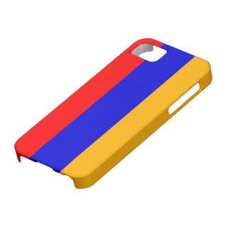 Flag of Armenia Case For The iPhone 5