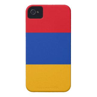 Flag of Armenia - Yeraguyn iPhone 4 Case-Mate Case