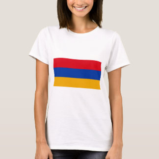 Flag of Armenia - Yeraguyn T-Shirt