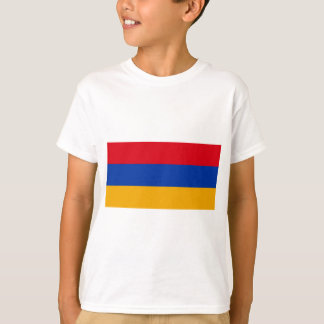 Flag of Armenia - Yeraguyn T-Shirt