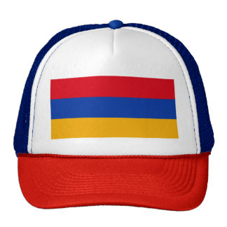 Flag of Armenia - Yeraguyn Trucker Hat