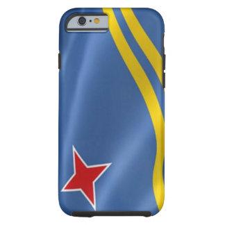 Flag of Aruba iPhone 6 Tough™ Tough iPhone 6 Case