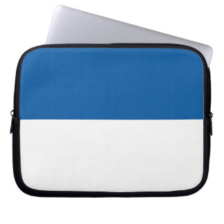 Flag of Assen Laptop Sleeve