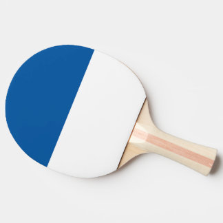 Flag of Assen Ping Pong Paddle