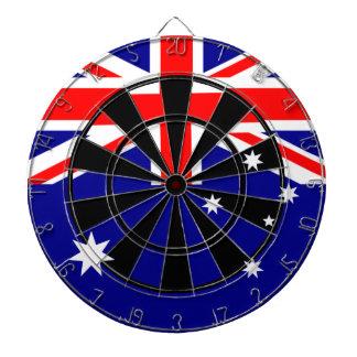 Flag of Australia Art Dart Boards