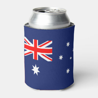 Flag of Australia Can Cooler