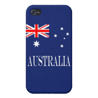 Flag of Australia Case For The iPhone 4