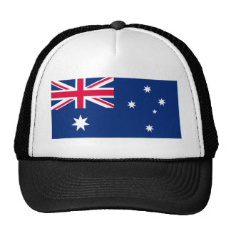 Flag_of_Australia_(converted) Trucker Hat