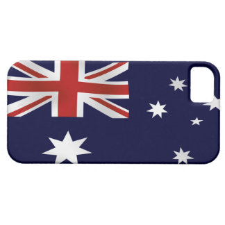 Flag of Australia iPhone 5 Cover