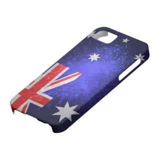 Flag of Australia iPhone 5 Covers