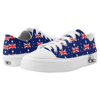 Flag of Australia Low-Top Sneakers