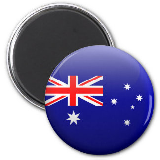 Flag of Australia Magnet