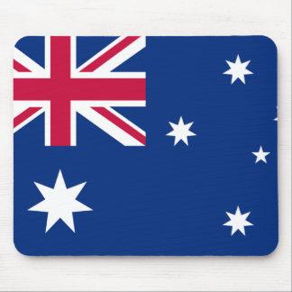 Flag of Australia Mousepad