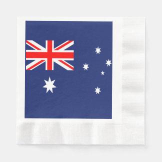 Flag of Australia Napkin