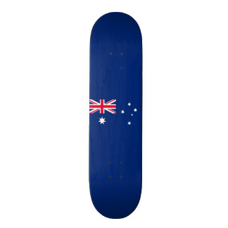 Flag of Australia Skateboard Deck