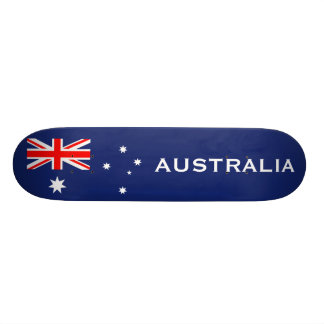 Flag of Australia Skateboards