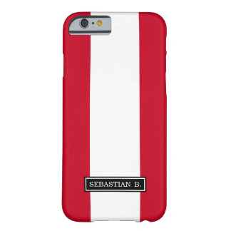 Flag of Austria Barely There iPhone 6 Case